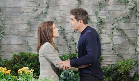 rafe and hope talk marriage days of our lives