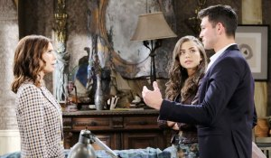 hope tells ben about jordan's secret on days of our lives