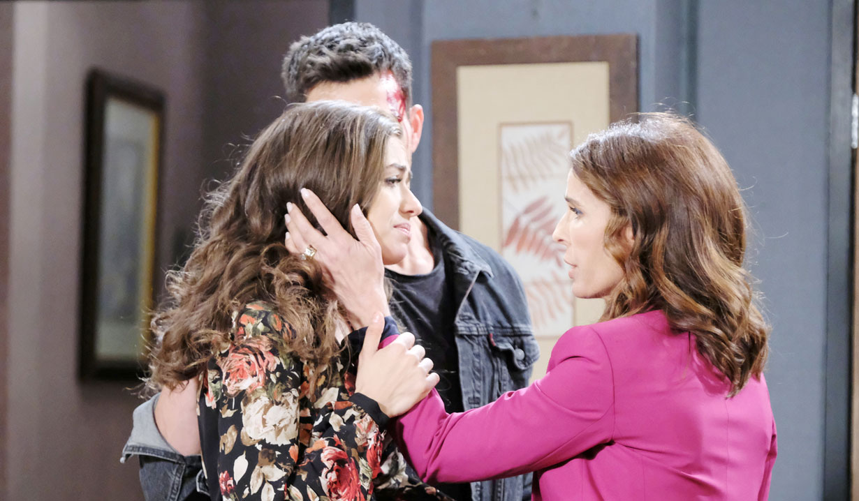 hope's reunited with ciara on days of our lives