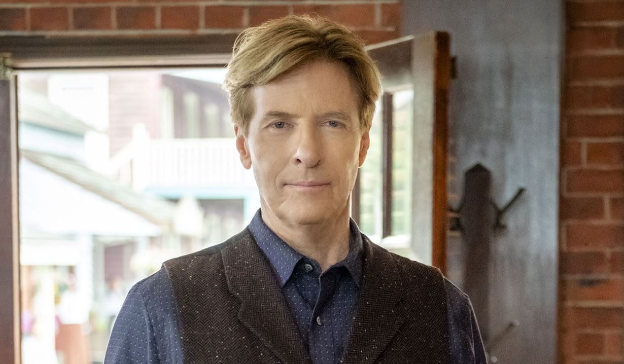 jack wagner in when calls the heart on hallmark season 6