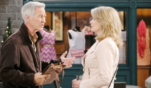 john and marlena with gift days of our lives