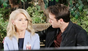 jenn upset jj comforts her square days of our lives