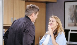 Jordan happy with rafe about david days of our lives