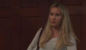 Joss fears she's interrupting on General Hospital
