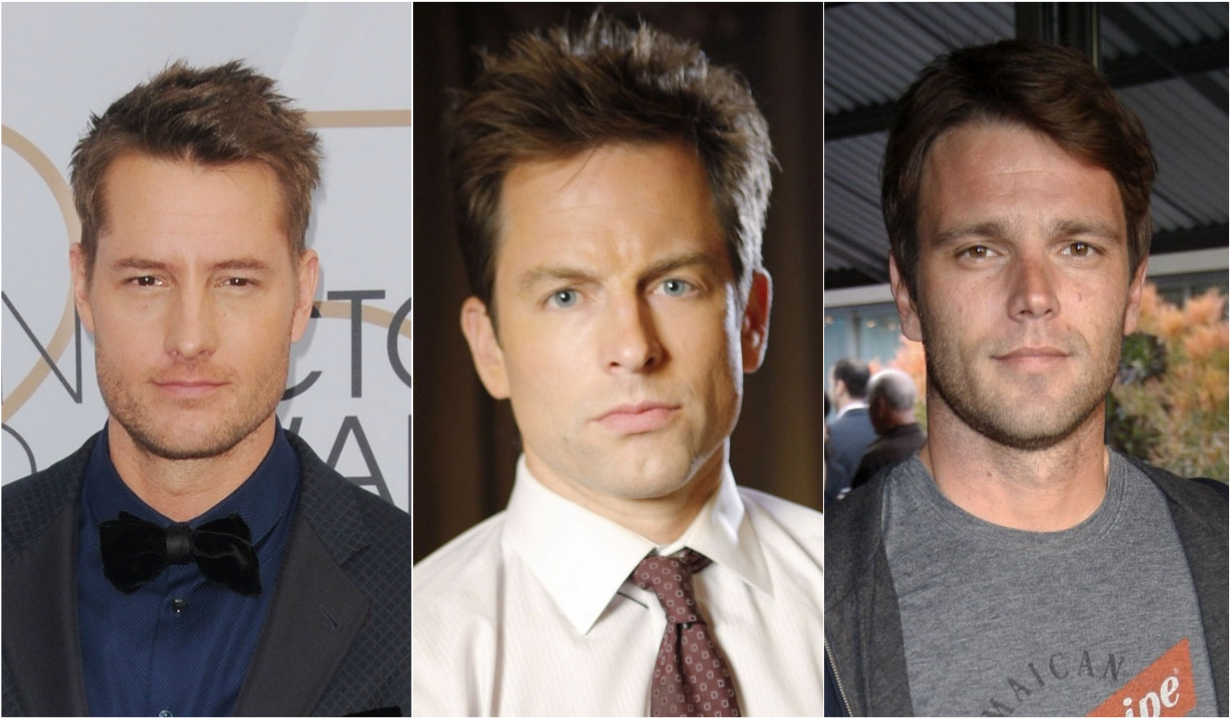 Justin Hartley, Michael Muhney, Chris Engen all played Adam on Y&R