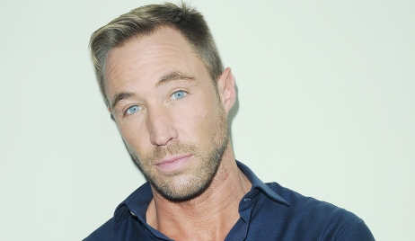 kyle lowder in blue shirt days of our lives interview