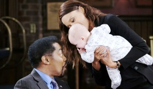 lani introduce david to abe days of our lives