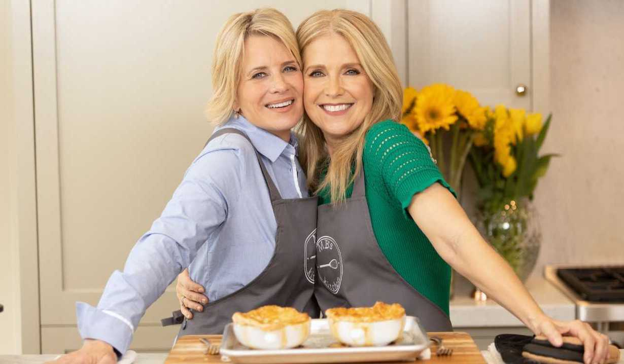 Days' Mary Beth Evans and Melissa Reeves on MB's Kitchen