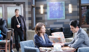 rafe caught hope with ted days of our lives