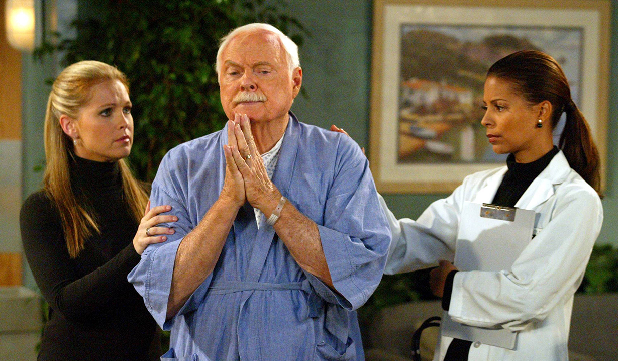 Photos of John Clarke as Mickey Horton on Days of our Lives