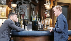 eric and roman at the pub days of our lives