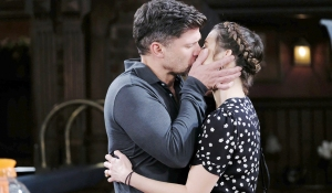 eric and sarah kissing days of our lives