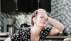 sarah cries days of our lives