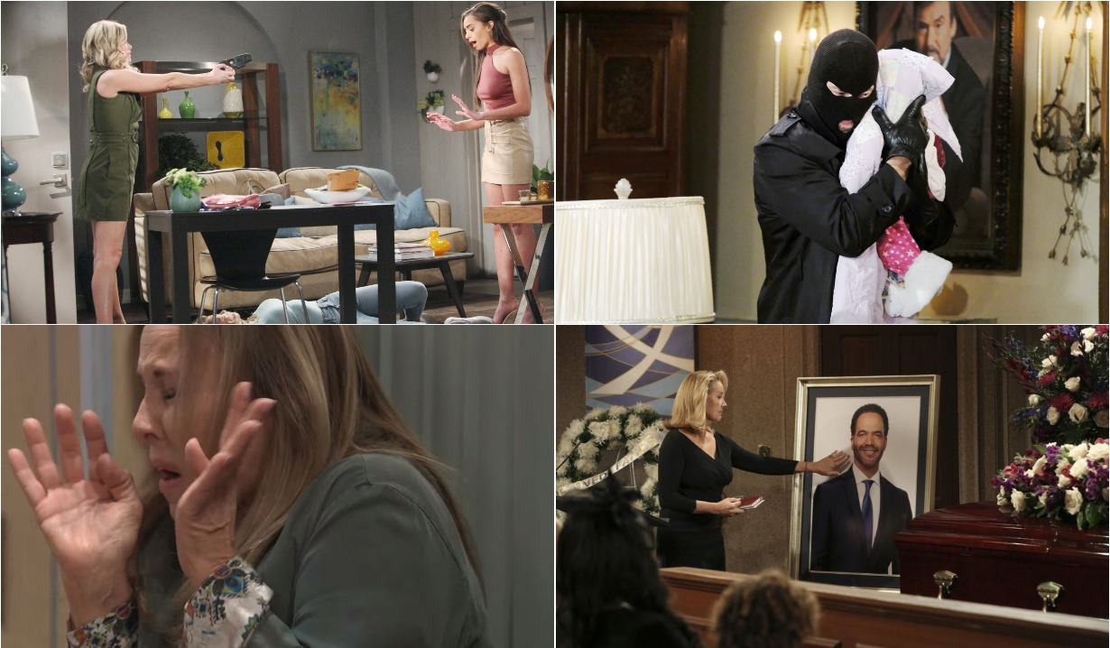 bold and beautiful days of our lives general hospital young and the restless roundup April 29
