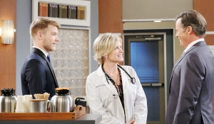 kayla justin tripp hospital days of our lives
