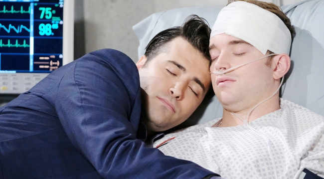 Ben Learns Cartel Is in Salem, John and Sonny Await Will's Surgery