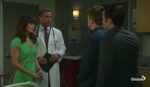 rex says will tumor days of our lives