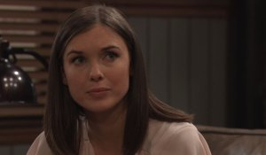 Willow considers Michael's plan on General Hospital