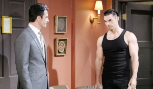 xander and ted work together days of our lives
