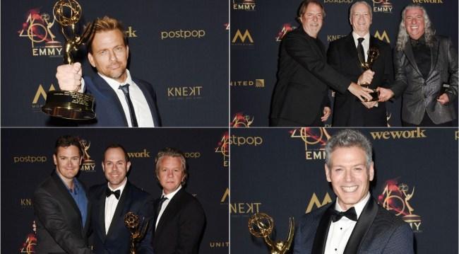2019 Creative Arts Emmy- Winners