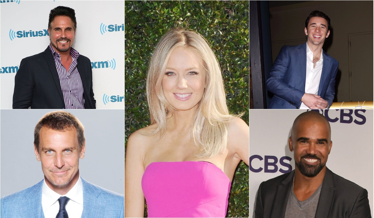 2019 daytime emmy presenters bold and beautiful days of our lives general hospital young and restless