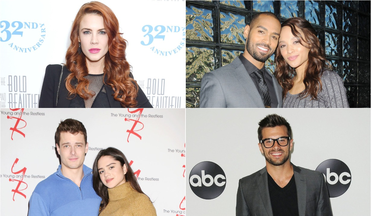 2019 creative arts emmy presenters bold and beautiful days of our lives general hospital young and restless