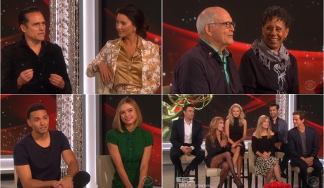 2019 daytime emmy winners B&B, Days, GH and Y&R on the talk's after party