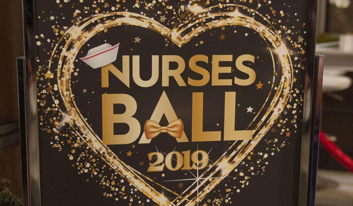 2019 Nurses Ball on general hospital