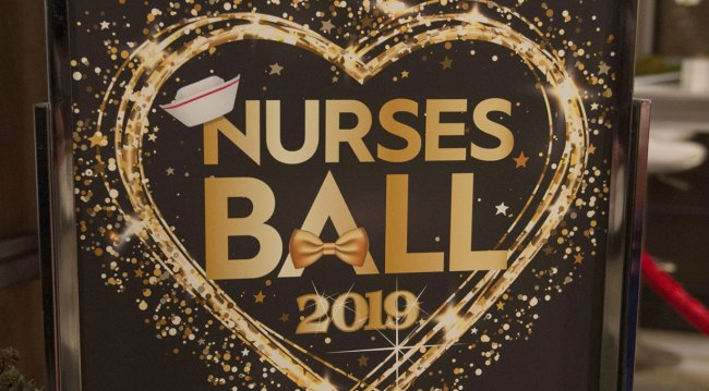2019 Nurses Ball on general hospital
