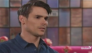 Adam apologizes to Billy on Young and Restless