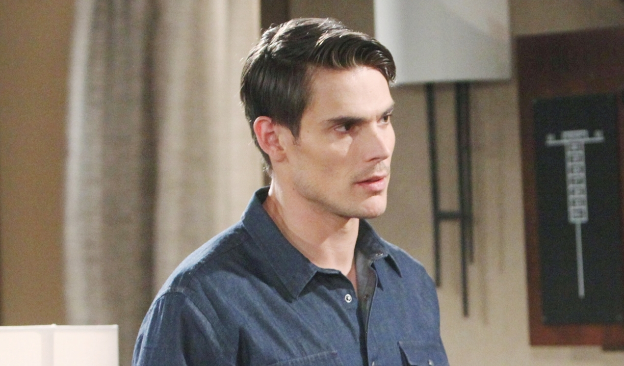Adam returns to Genoa City on Young and Restless