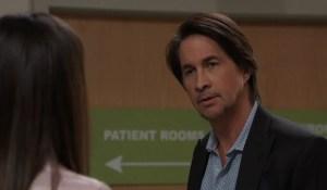 Anna asks Finn about Jordan General Hospital