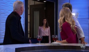 Anna interrupts Robert with a ring on General Hospital