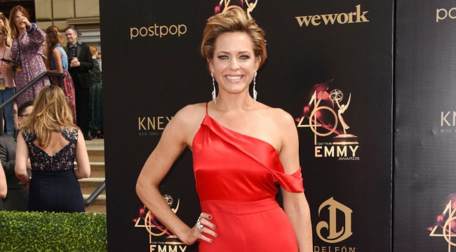 Arianne Zucker Days of our Lives on 2019 Daytime Emmy Red Carpet