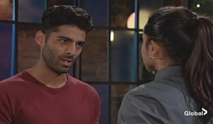 Arturo questions Lola on Young and Restless