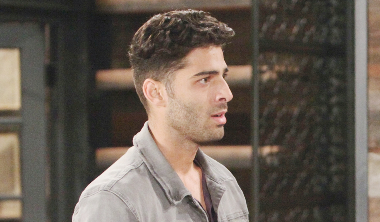 Arturo is rejected by Abby on Young and Restless