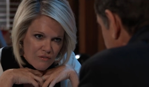 Ava and Kevin talk their plan General Hospital