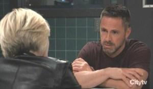 Ava and Julian discuss her plea General Hospital