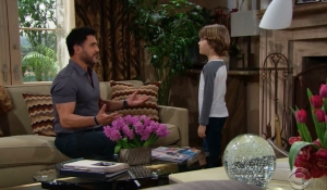 Will negotiates on Bold and Beautiful