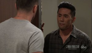 Brad is panicked on General Hospital