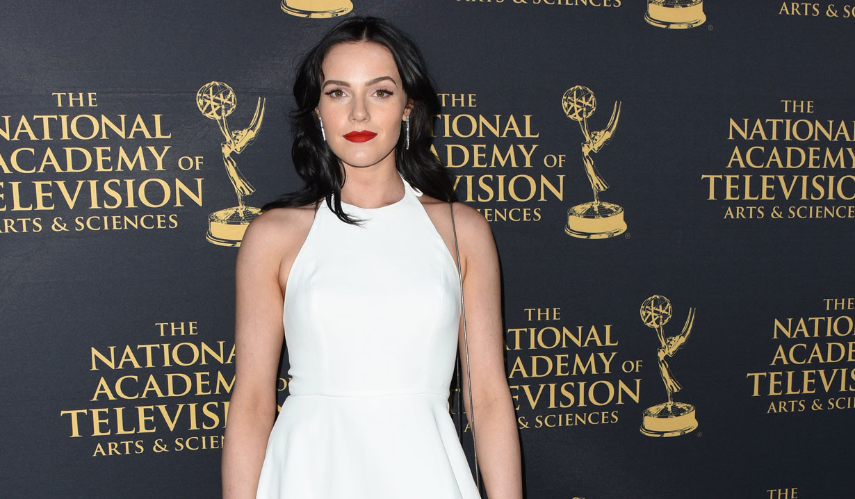 Cait Fairbanks 2019 at 2019 Emmy Nominee Party