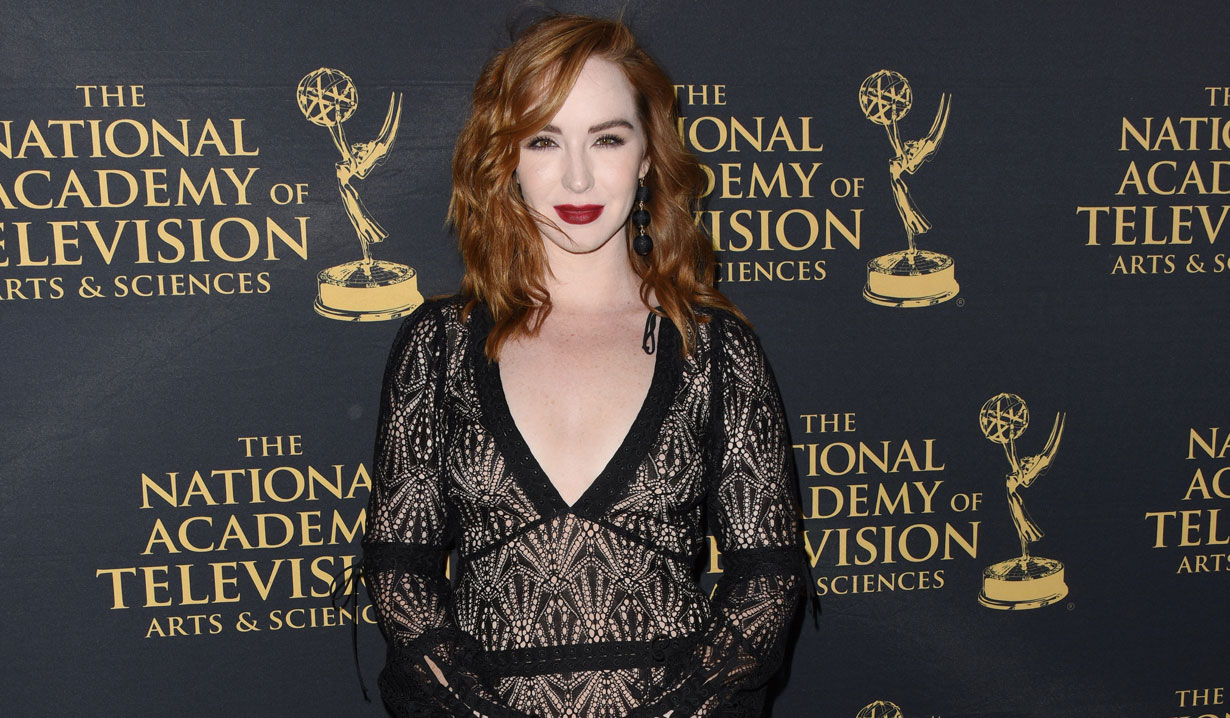 Camryn Grimes at 2019 Emmy Nominee Party