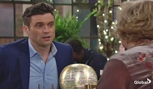 Cane Traci at Society on Young and Restless