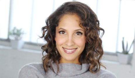 Christel Khalil film Young and Restless