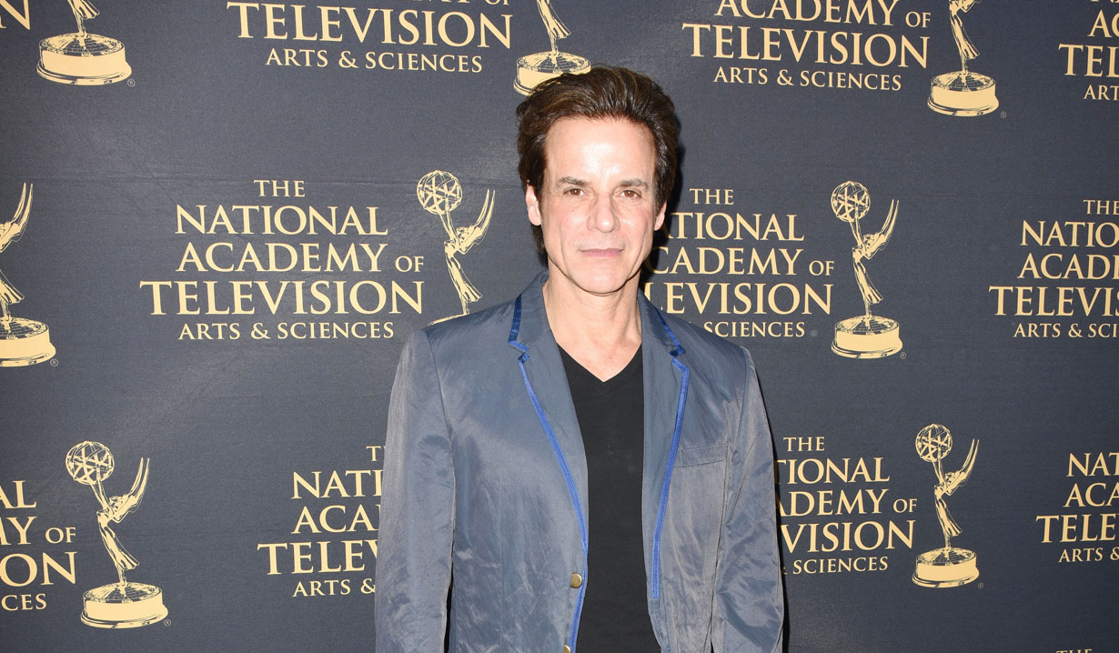 Christian LeBlanc at 2019 Emmy Nominee Party