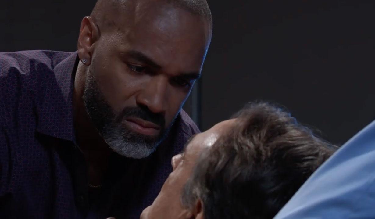 Curtis threatens Ryan on General Hospital