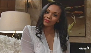 Devon sees Hilary on Young and Restless