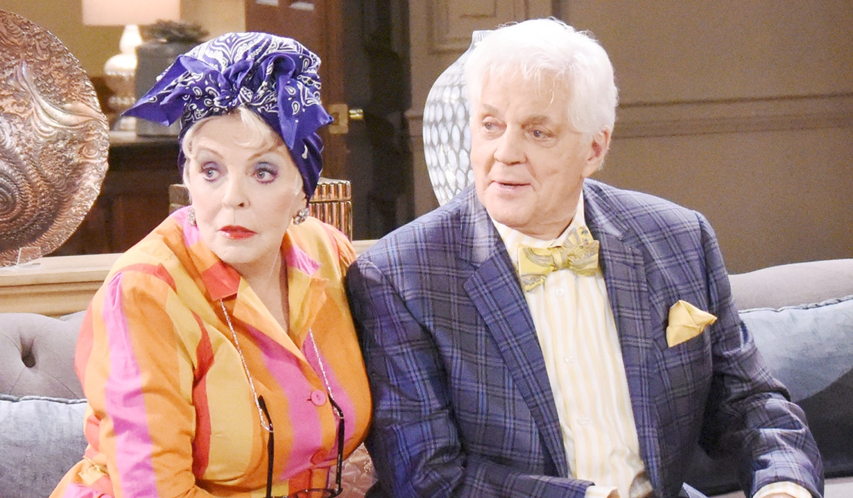 julie and doug at halloween days of our lives