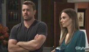 Drew and Kim learn Oscar's plans General Hospital