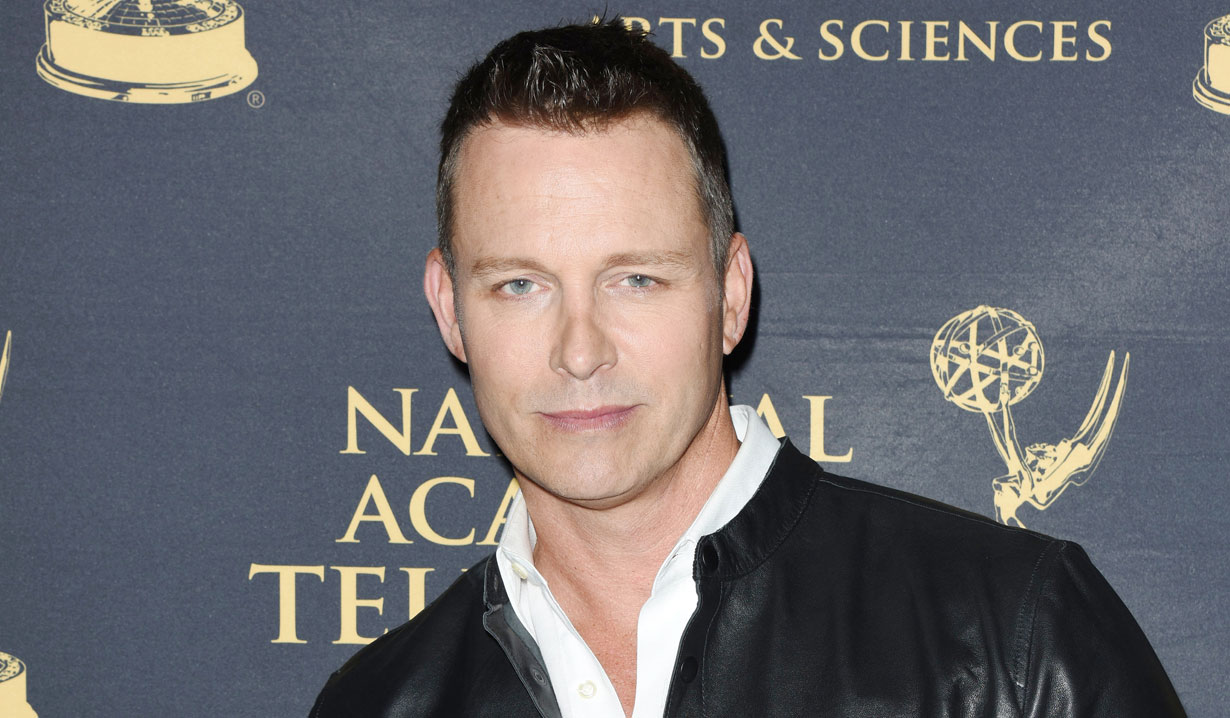 Eric Martsolf at 2019 Emmy Nominee Party